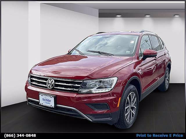 2019 Volkswagen Tiguan SE for sale in Brooklyn, NY