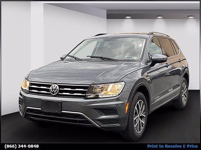 2020 Volkswagen Tiguan SE for sale in Brooklyn, NY