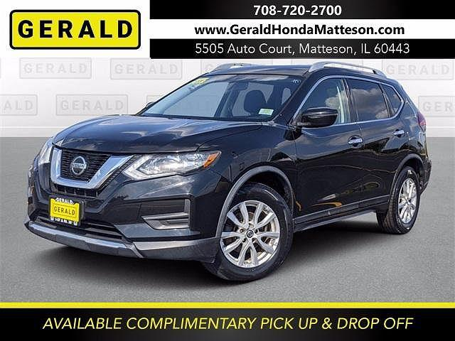 2018 Nissan Rogue SV for sale in Matteson, IL