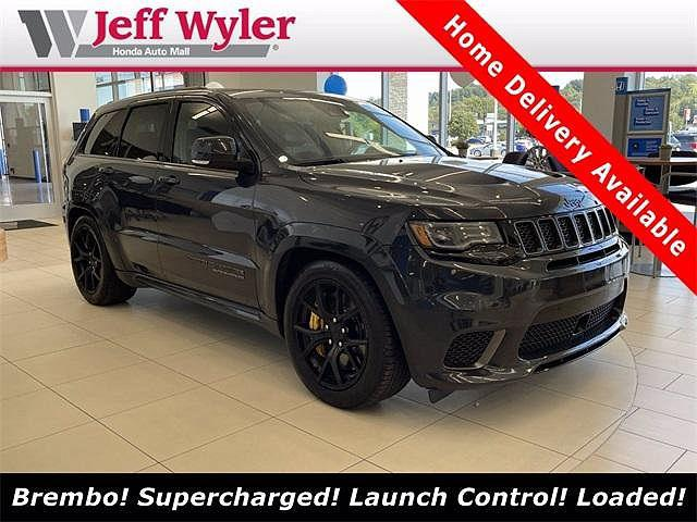 2018 Jeep Grand Cherokee Trackhawk for sale in Louisville, KY