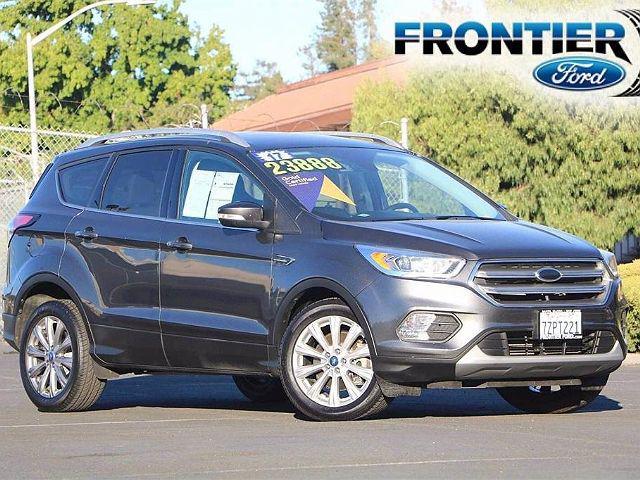 2017 Ford Escape Titanium for sale in Santa Clara, CA