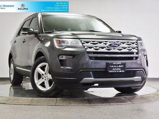 2018 Ford Explorer XLT for sale in Hoffman Estates, IL