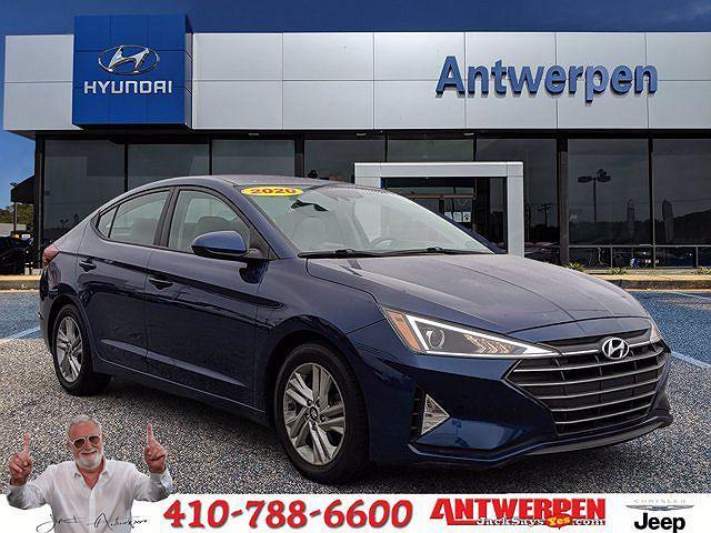 2020 Hyundai Elantra SEL for sale in Baltimore, MD