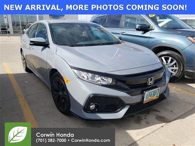 2019 Honda Civic Hatchback EX for sale in Fargo, ND