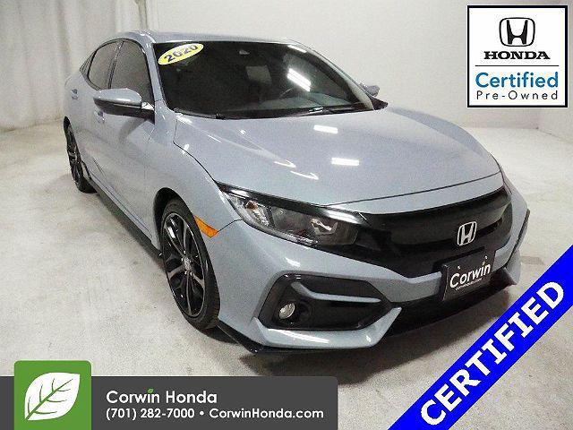 2020 Honda Civic Hatchback Sport for sale in Fargo, ND