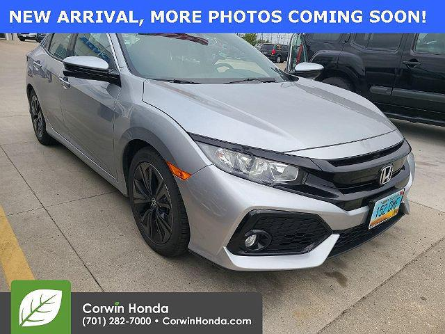 2018 Honda Civic Hatchback EX for sale in Fargo, ND