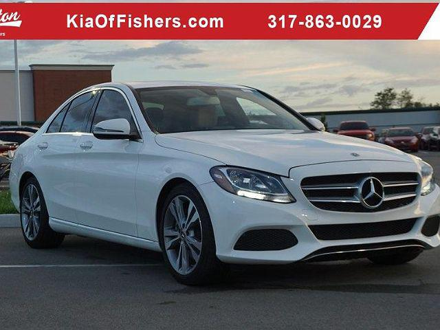 2018 Mercedes-Benz C-Class C 300 for sale in Fishers, IN