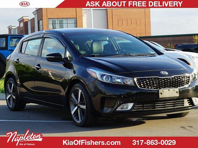 2017 Kia Forte5 EX for sale in Fishers, IN