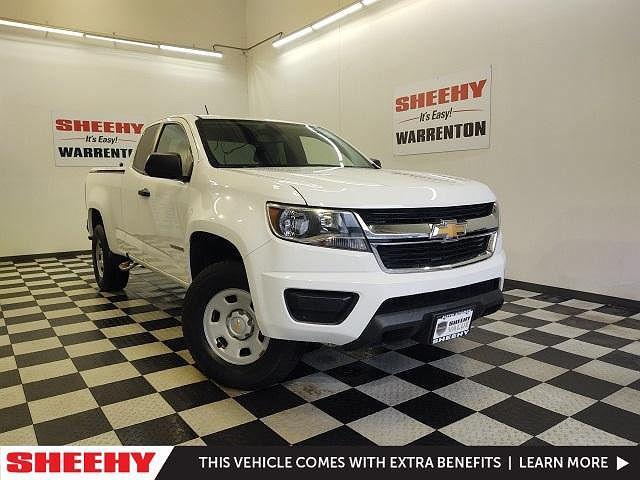 2017 Chevrolet Colorado 2WD WT for sale in Warrenton, VA