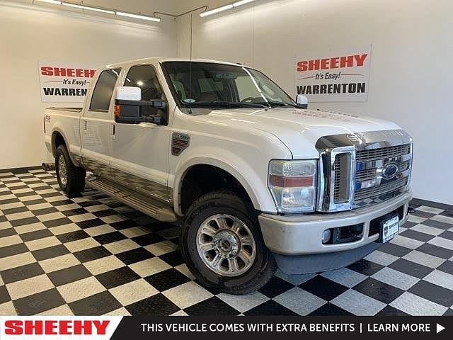 2010 Ford F-250 King Ranch for sale in Warrenton, VA