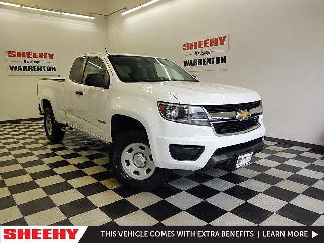 2016 Chevrolet Colorado 2WD WT for sale in Warrenton, VA