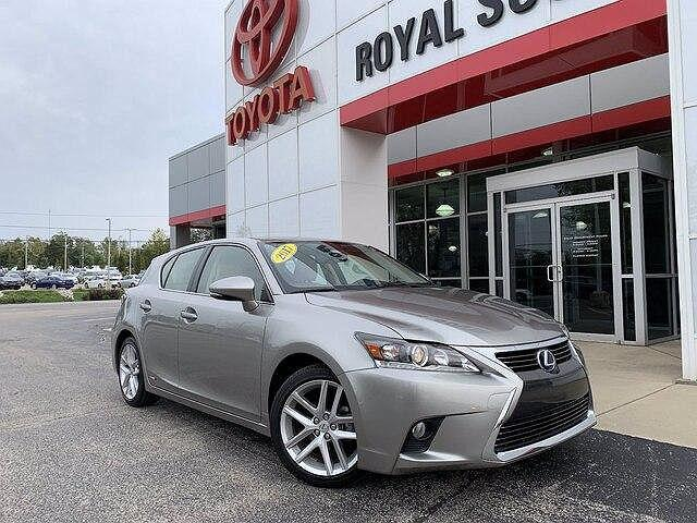 2017 Lexus CT CT 200h for sale in Bloomington, IN