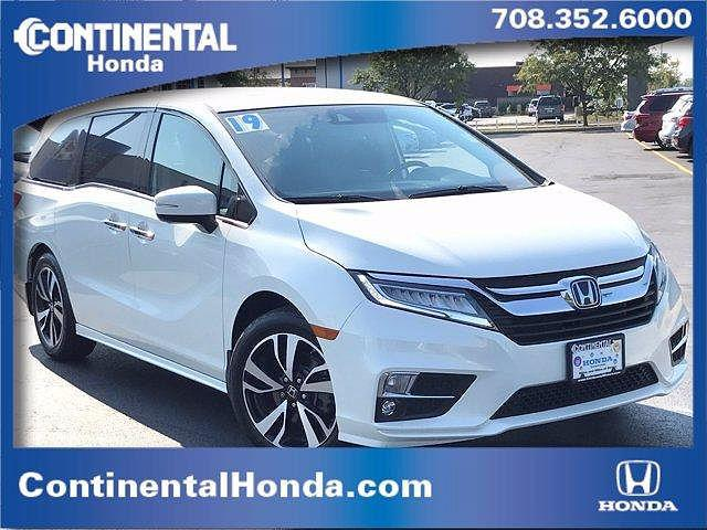 2019 Honda Odyssey Elite for sale in Countryside, IL
