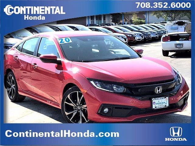 2020 Honda Civic Sedan for sale near Countryside, IL