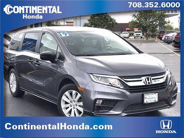 2019 Honda Odyssey LX for sale in Countryside, IL
