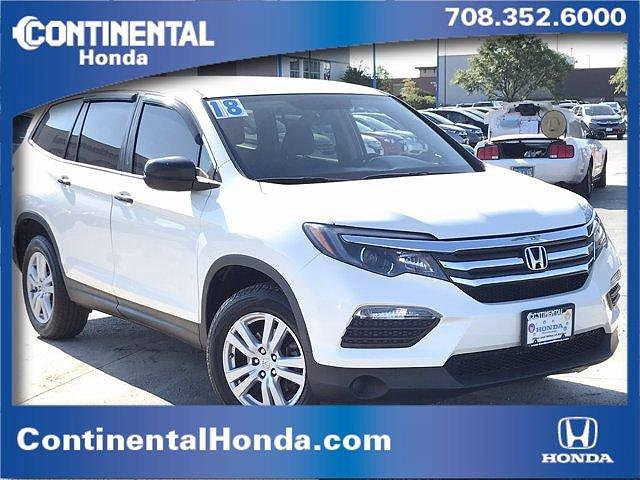 2018 Honda Pilot LX for sale in Countryside, IL