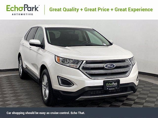 2018 Ford Edge SEL for sale in Colorado Springs, CO