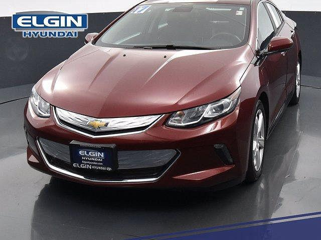 2017 Chevrolet Volt LT for sale in Elgin, IL