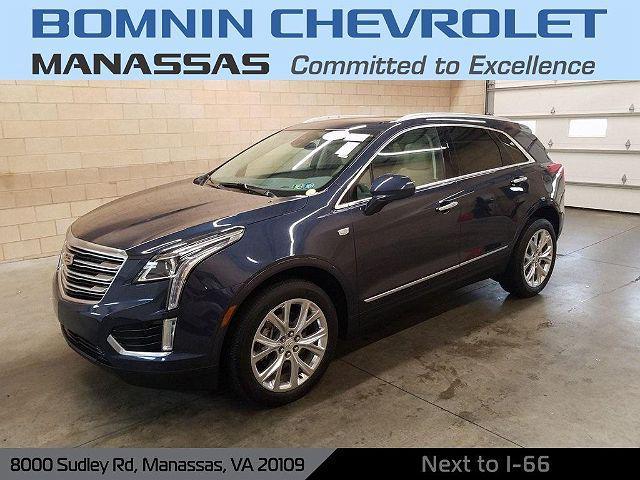 2018 Cadillac XT5 Luxury FWD for sale in Manassas, VA