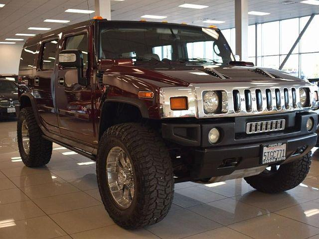 2006 HUMMER H2 4dr Wgn 4WD SUV for sale in Sacramento, CA