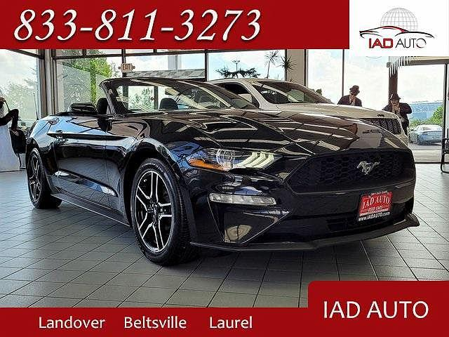 2019 Ford Mustang EcoBoost for sale in Hyattsville, MD