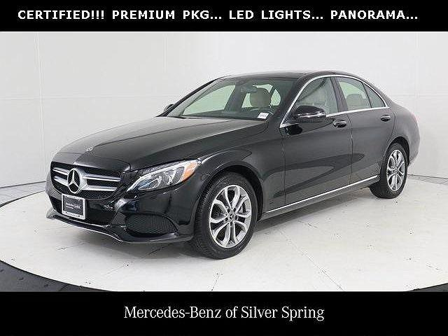 2018 Mercedes-Benz C-Class C 300 for sale in Silver Spring, MD