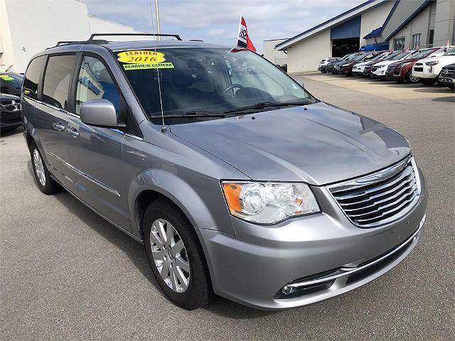 2016 Chrysler Town & Country Touring for sale in Evansville, IN