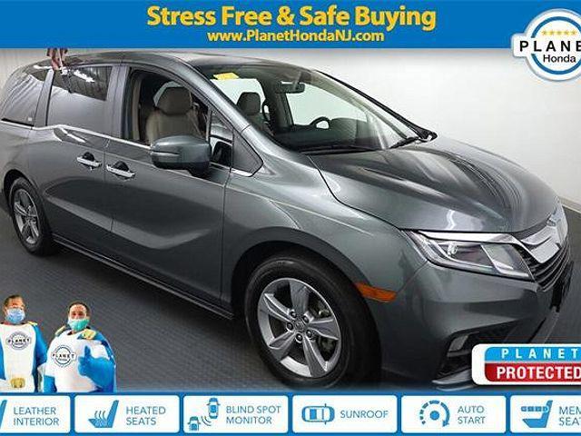 2019 Honda Odyssey EX-L for sale in Union, NJ