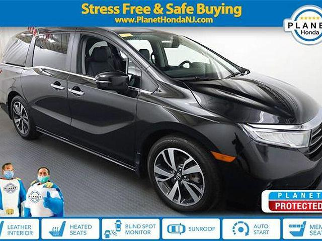 2021 Honda Odyssey Touring for sale in Union, NJ