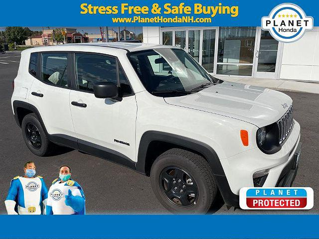 2021 Jeep Renegade Sport for sale in Union, NJ