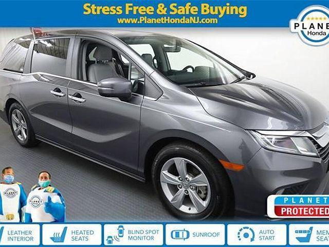 2020 Honda Odyssey EX-L for sale in Union, NJ
