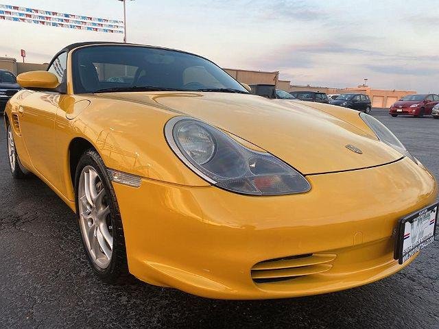 2003 Porsche Boxster 2dr Roadster 5-Spd Manual for sale in Middletown, OH