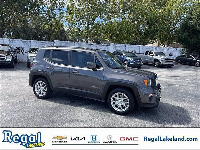 2019 Jeep Renegade Latitude for sale in Lakeland, FL