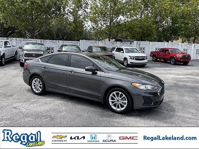 2020 Ford Fusion SE for sale in Lakeland, FL