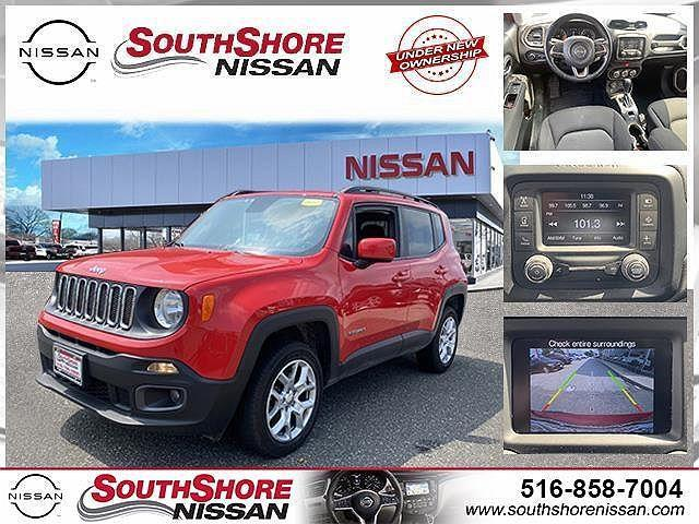 2017 Jeep Renegade Latitude for sale in Amityville, NY