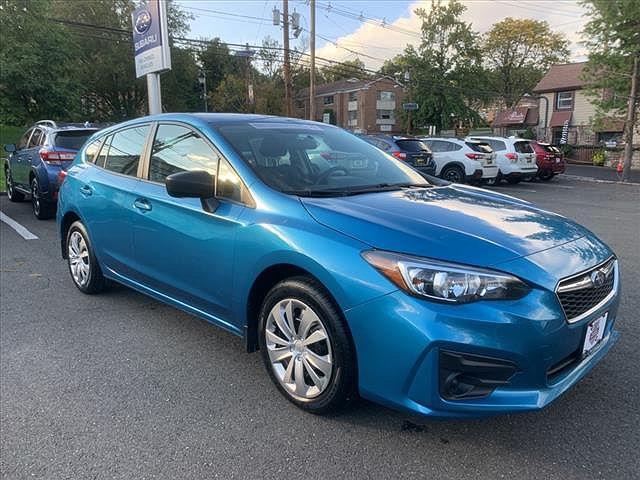 2019 Subaru Impreza 2.0i 5-door CVT for sale in Emerson, NJ
