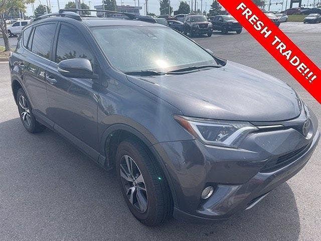 2018 Toyota RAV4 XLE for sale in Tulsa, OK