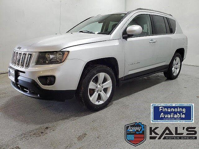 2014 Jeep Compass Latitude for sale in Wadena, MN