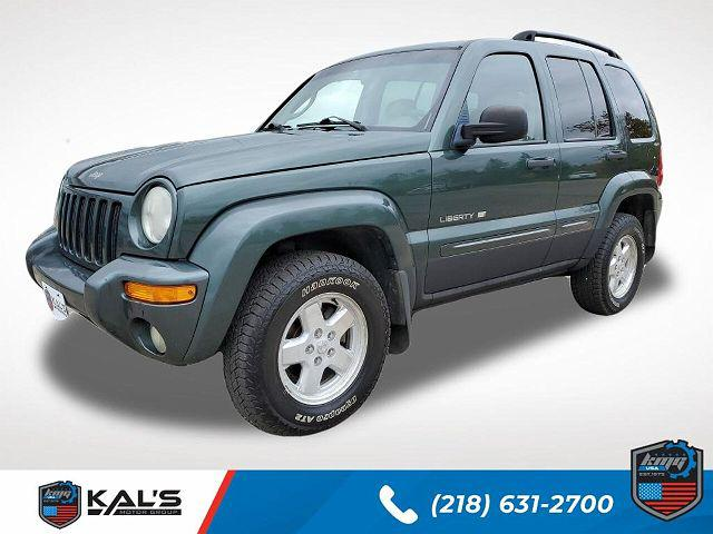 2002 Jeep Liberty Limited for sale in Wadena, MN