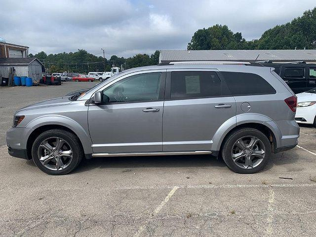 2017 Dodge Journey Crossroad Plus for sale in Madison, NC