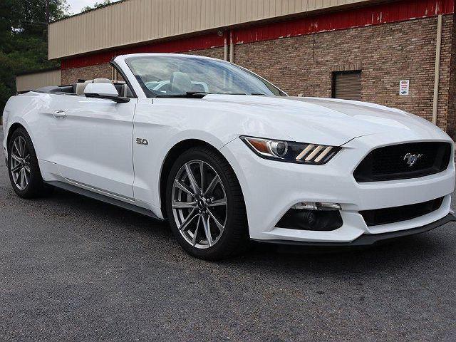 2016 Ford Mustang GT Premium for sale in Hueytown, AL