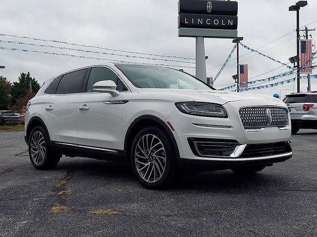 2019 Lincoln Nautilus Reserve for sale in New Castle, DE
