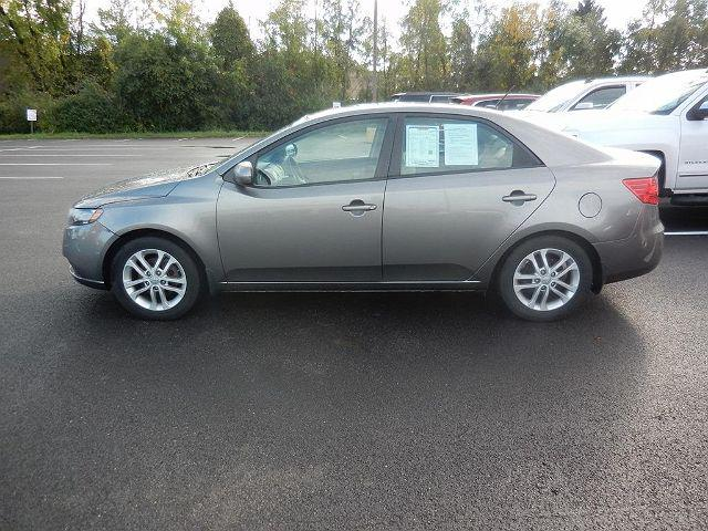 2012 Kia Forte EX for sale in Mentor, OH