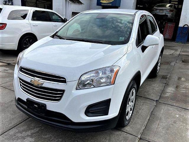 2016 Chevrolet Trax LS for sale in Staten Island, NY