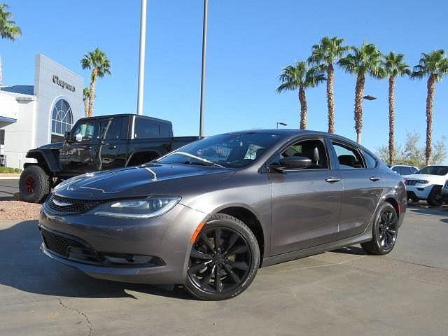 2015 Chrysler 200 S for sale in Henderson, NV