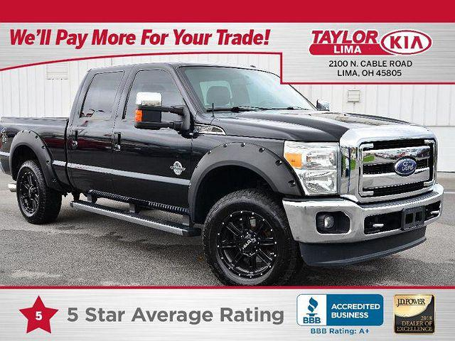 2015 Ford F-250 Lariat for sale in Lima, OH