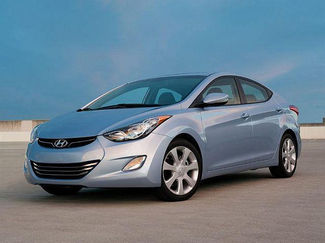 2013 Hyundai Elantra GLS for sale in Manassas, VA