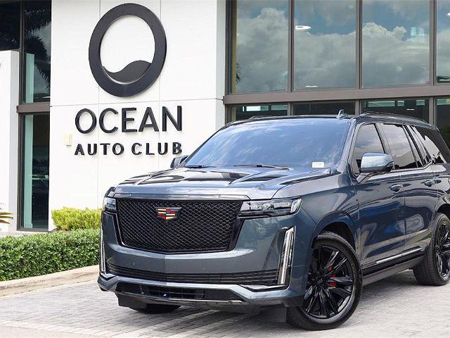 2021 Cadillac Escalade Sport for sale in Miami, FL