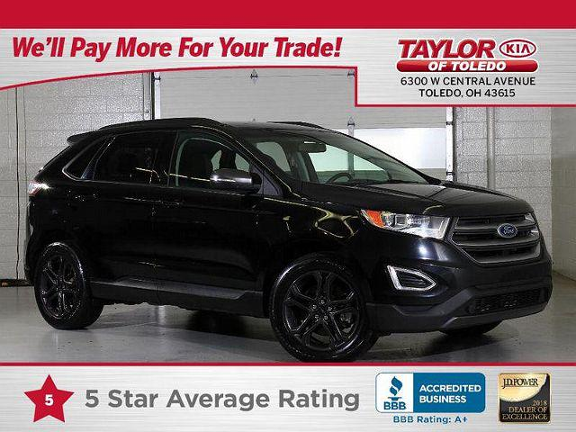 2018 Ford Edge SEL for sale in Toledo, OH