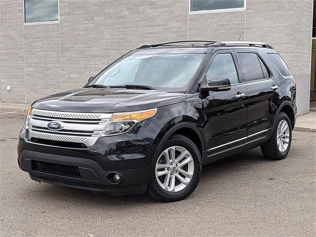 2011 Ford Explorer XLT for sale in Ferndale, MI